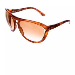 80005a32c27b Tom Ford TF 73 116 Milo Sunglasses